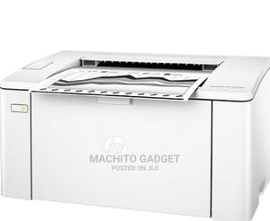 HP Laserjet Pro M102a Black and White Printer G3Q34A   Printers & Scanners for sale in Lagos State, Ikeja