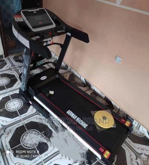 2.5hp German Machine Treadmill Wit Massager, Twister&Dumbel   Sports Equipment for sale in Abuja (FCT) State, Utako