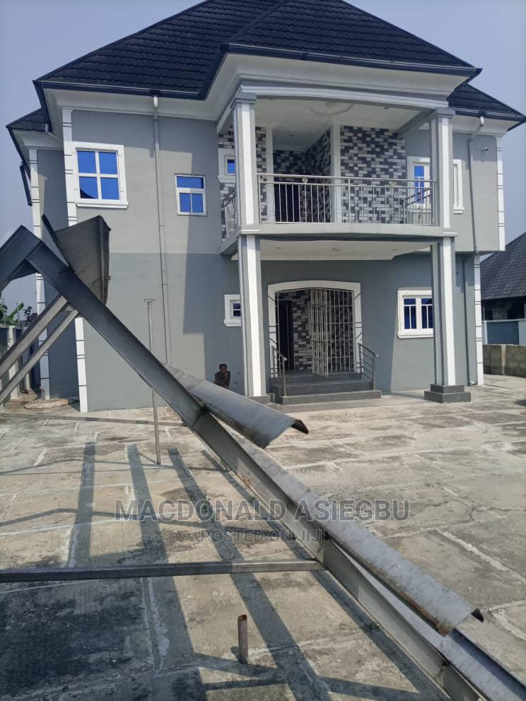 5bed Room Duplex With Security House