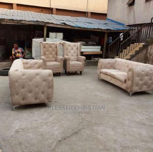 Quality Sofa Chair All Round Waving 7 Seater   Furniture for sale in Lagos State, Lekki