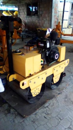Vibrating Roller Compactor | Manufacturing Equipment for sale in Lagos State, Ojo
