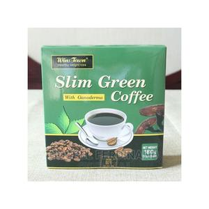 Wins Jown Slim Green Coffee For Weight Loss; With Ganoderma | Meals & Drinks for sale in Lagos State, Ikeja