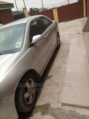 Honda Accord 2007 2.0 Comfort Automatic Silver   Cars for sale in Lagos State, Ikeja