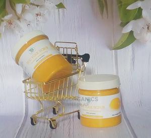 Instant Whitening Egg Yolk Scrub | Skin Care for sale in Lagos State, Agboyi/Ketu