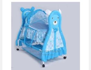 Baby Cradle Bassinet Bed Crib Carriage | Children's Furniture for sale in Lagos State, Lagos Island (Eko)