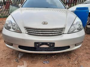 Lexus ES 2002 300 Silver   Cars for sale in Lagos State, Isolo