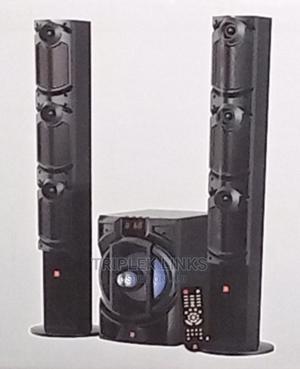 Djack Powerful Hi-Bass Sub Woofer Home Theater (Dj 667) | Audio & Music Equipment for sale in Lagos State, Ikeja