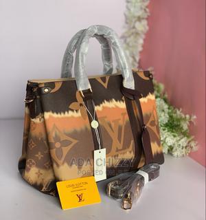 New Original Louis Vuitton Leather Handbag | Bags for sale in Lagos State, Ikeja
