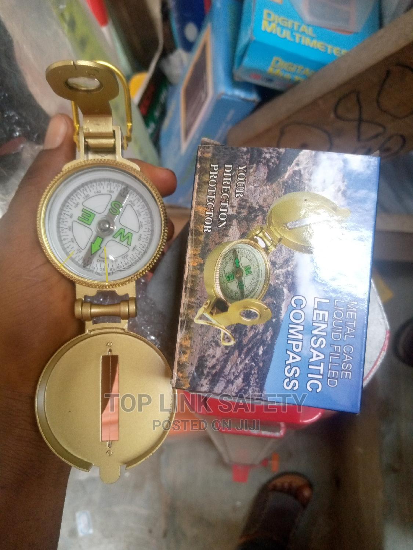 Compasses..