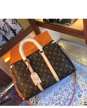Original Female Louis Vuitton Leather Handbag | Bags for sale in Lagos State, Ikeja