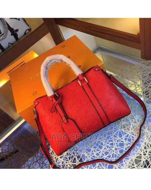New Quality Louis Vuitton Red Female Handbag | Bags for sale in Lagos State, Isolo