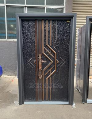 Quality German Pure Copper Armoured Security Door   Doors for sale in Lagos State, Orile