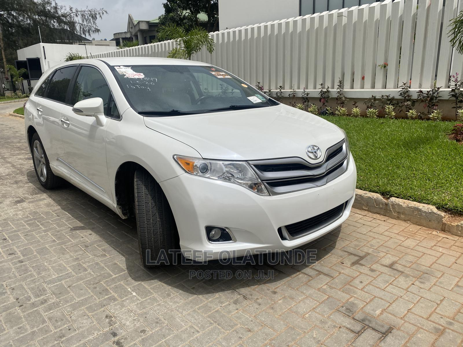 Toyota Venza 2013 XLE AWD V6 White | Cars for sale in Ikoyi, Lagos State, Nigeria
