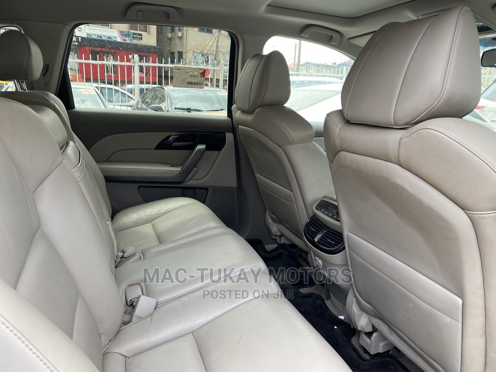 Acura MDX 2008 Gray | Cars for sale in Ikeja, Lagos State, Nigeria