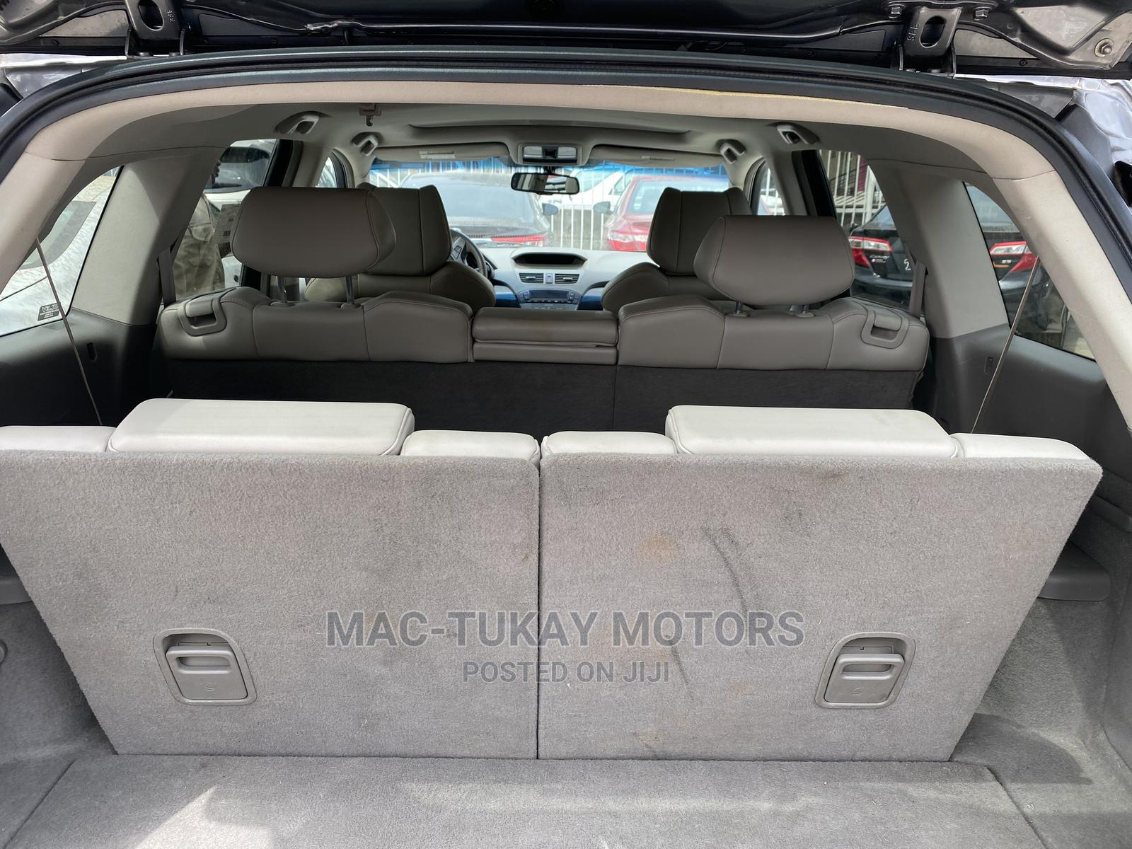 Acura MDX 2008 Gray   Cars for sale in Ikeja, Lagos State, Nigeria