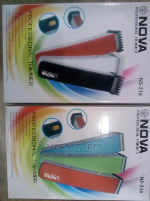 Nova Hair Trimmer | Tools & Accessories for sale in Lagos State, Lagos Island (Eko)