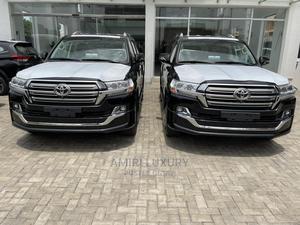 New Toyota Land Cruiser 2021 Black | Cars for sale in Lagos State, Lekki