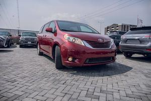 Toyota Sienna 2016 Red | Cars for sale in Lagos State, Lekki