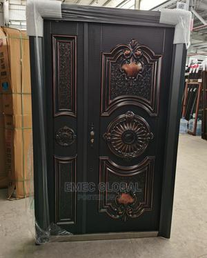 4ft Quality German Copper Security Door | Doors for sale in Lagos State, Orile