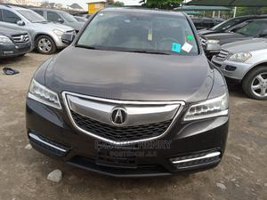 Acura MDX 2014 Gray | Cars for sale in Lagos State, Amuwo-Odofin
