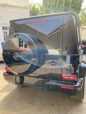 New Mercedes-Benz G-Class 2020 Base G 550 AWD Black | Cars for sale in Abuja (FCT) State, Central Business Dis