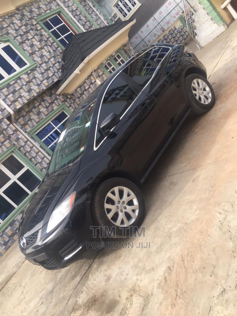 Mazda CX-7 2008 Grand Touring 4WD Black | Cars for sale in Ajah, Lagos State, Nigeria