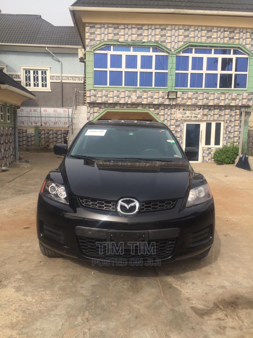 Mazda CX-7 2008 Grand Touring 4WD Black
