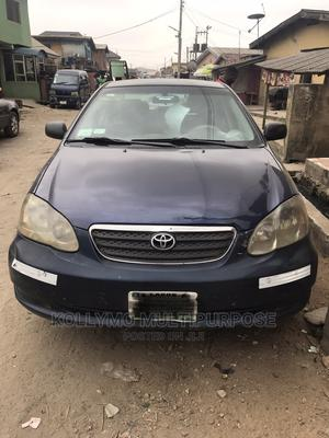 Toyota Corolla 2007 CE Blue | Cars for sale in Lagos State, Surulere