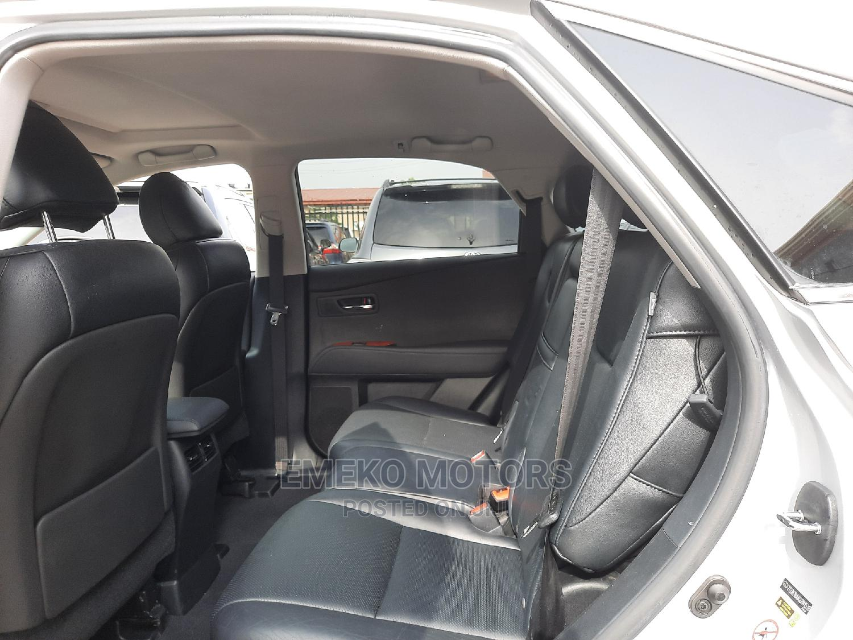 Lexus RX 2012 350 AWD Silver | Cars for sale in Amuwo-Odofin, Lagos State, Nigeria