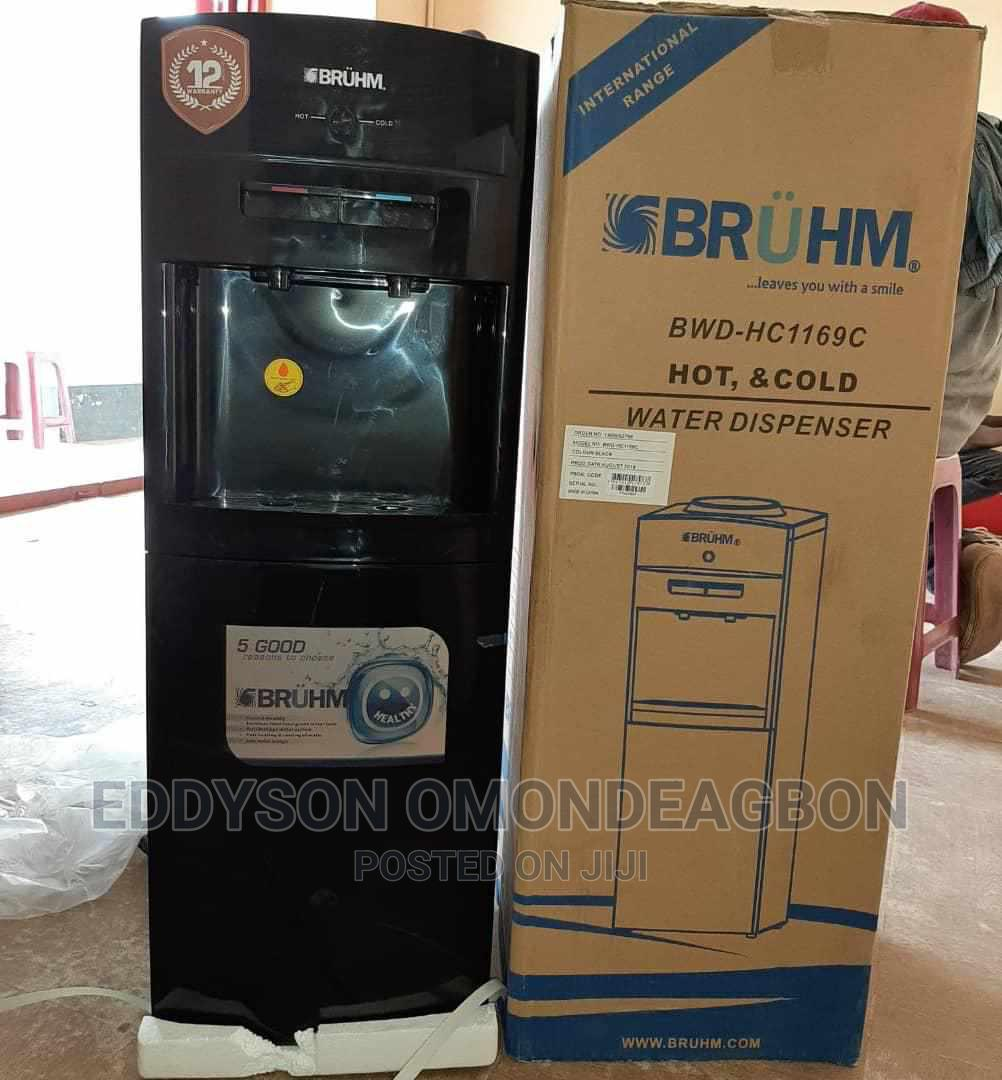 Archive: Brand New Bruhm 2 Taps Faucet Water Dispenser BWD-HC1169C