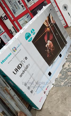 Hisense 65Inches Android Smart TV UHD 4K (65A7100F) A7 Series | TV & DVD Equipment for sale in Lagos State, Ojo