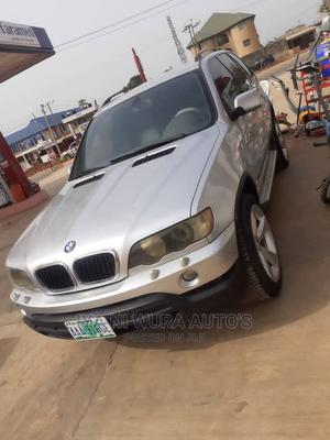 BMW X5 2003 3.0D Automatic Silver | Cars for sale in Lagos State, Ikorodu