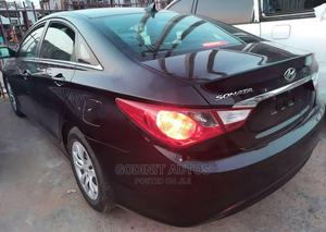 Hyundai Sonata 2012 Black | Cars for sale in Lagos State, Ogba