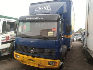 Mercedes Benz 814 Container Body Truck 18ft | Trucks & Trailers for sale in Lagos State, Apapa