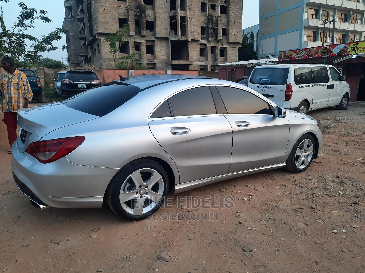 Mercedes-Benz CLA-Class 2015 Silver | Cars for sale in Wuse 2, Abuja (FCT) State, Nigeria