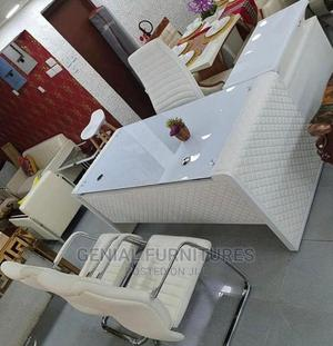 Executive Office Table With Chairs | Furniture for sale in Lagos State, Lekki