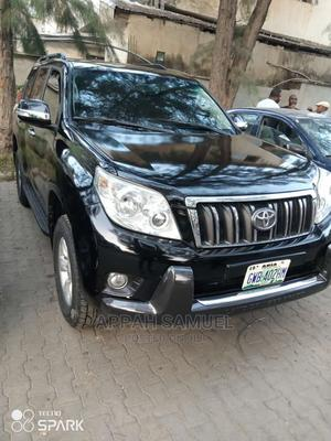 Toyota Land Cruiser Prado 2010 GXL Black | Cars for sale in Abuja (FCT) State, Central Business District