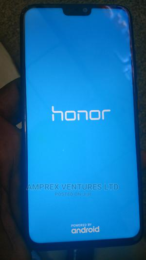 Huawei Honor 8x 128 GB Gray   Mobile Phones for sale in Lagos State, Ikeja