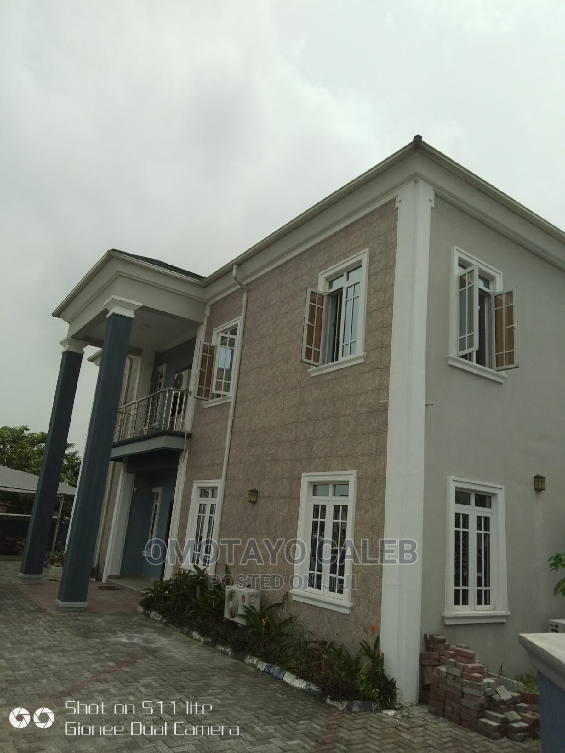 Luxuriously 5 Bedrooms Detached Duplex With BQ