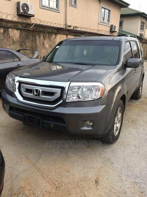Honda Pilot 2010 Gray | Cars for sale in Lagos State, Amuwo-Odofin