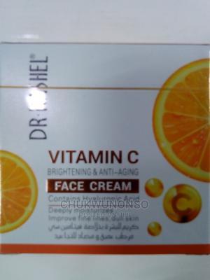DR RASHEI Vitamin C Brightening Anti - Aging Face Cream | Skin Care for sale in Lagos State, Amuwo-Odofin