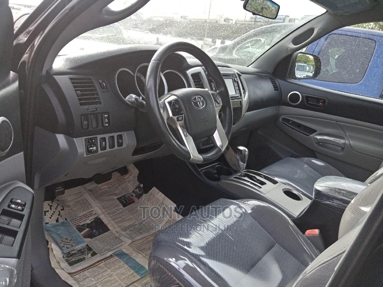 Toyota Tacoma 2015 Black | Cars for sale in Apapa, Lagos State, Nigeria