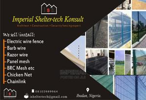Secure Your Properties With Security Fencing Installation | Building & Trades Services for sale in Oyo State, Egbeda