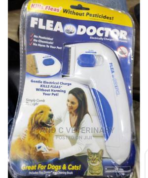 Flea Doctor Electronic Flea Comb for Dogs and Cats | Pet's Accessories for sale in Lagos State, Agege