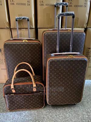 Set of 4 LV Luggage   Bags for sale in Lagos State, Lagos Island (Eko)