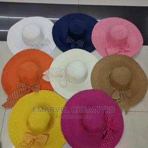 Summer Hat/Beach Hat for Ladies   Clothing Accessories for sale in Lagos State, Surulere