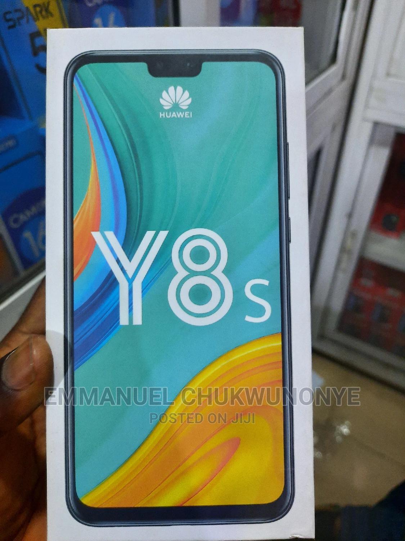 New Huawei Y8s 64 GB