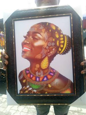 African Princess Portrait | Arts & Crafts for sale in Lagos State, Ajah