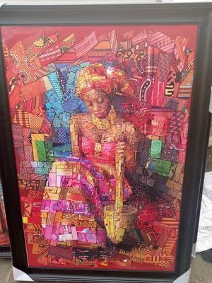 African Woman Portrait Design | Arts & Crafts for sale in Lagos State, Ajah