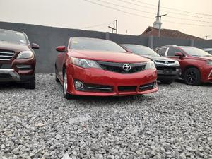 Toyota Camry 2014 Red   Cars for sale in Lagos State, Ogba